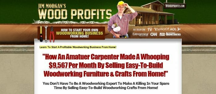 Wood Profits Review - It Is Effective?